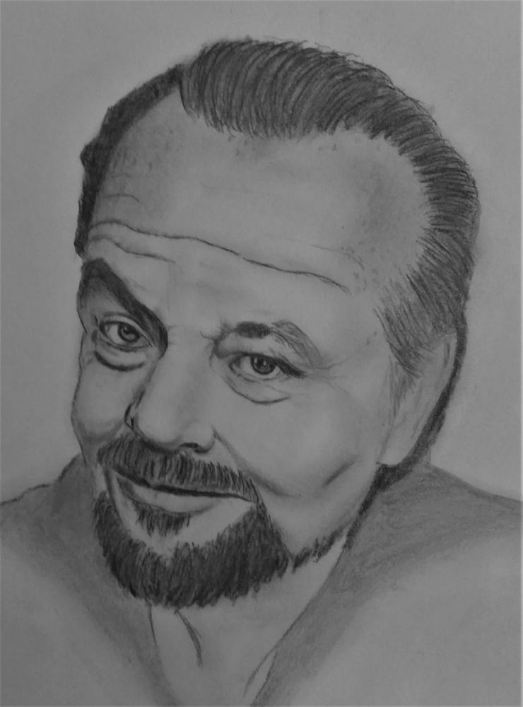 Jack Nicholson by tmac1965